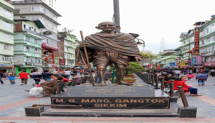 Mahatma Gandhi Marg Gangtok