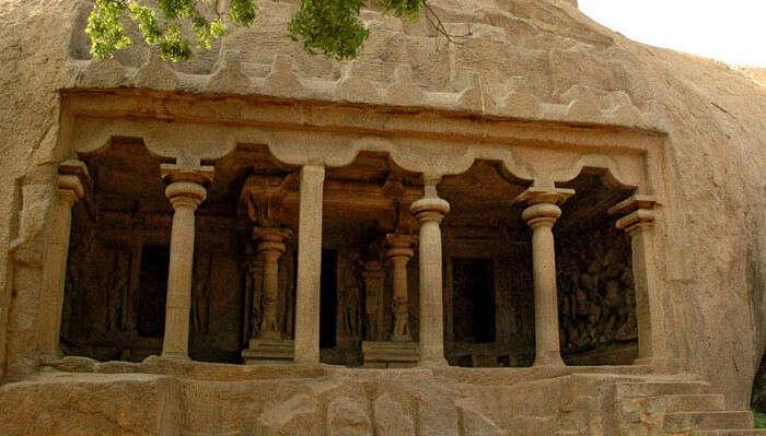 Mahishasura Mardini Cave Temple
