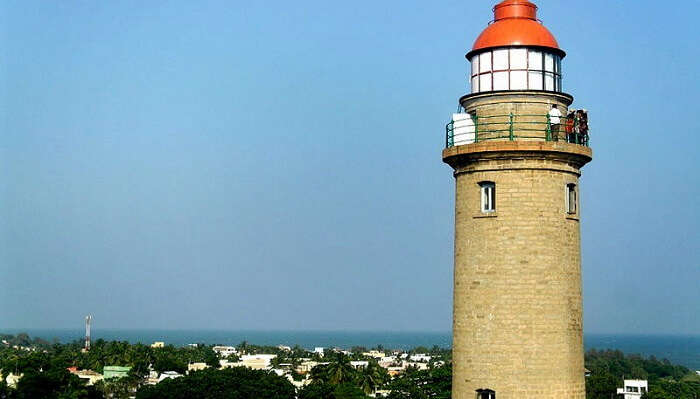 Mamallapuram Lighthouse