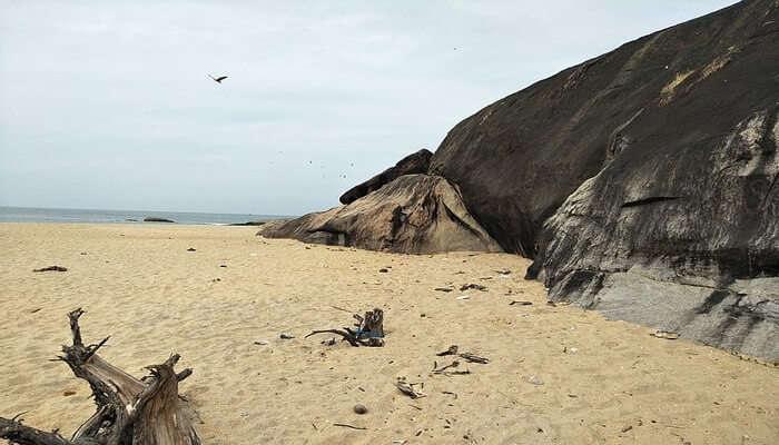 Mangalore beach