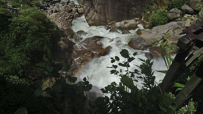Teesta Falls