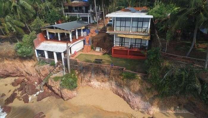 Manshore Bay Villas In Kannur