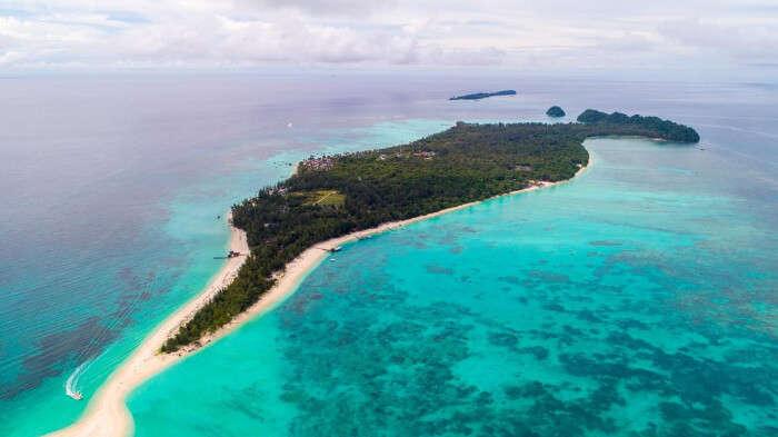 Mantanani Island, Malayasia