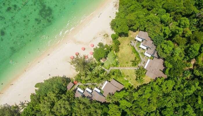 Mantanani island malaysia