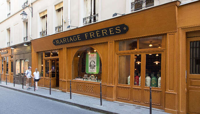 Mariage Freres, Paris