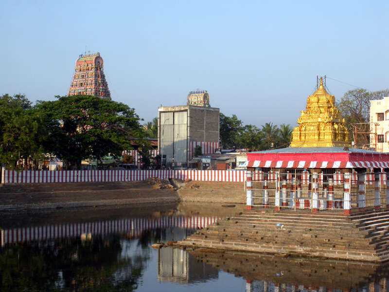Marundeeswarar Temple in Chennai