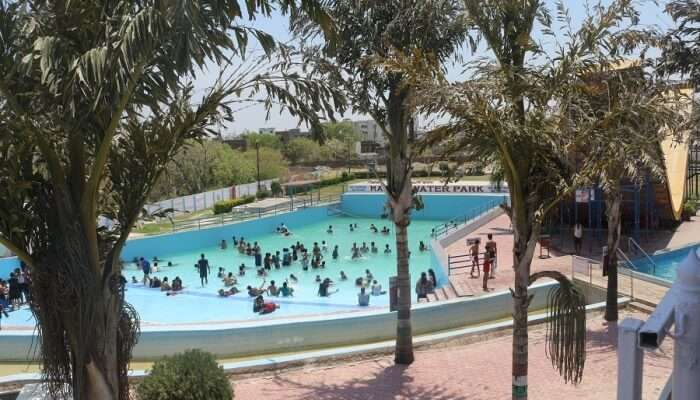 most famous waterparks in the city of Udaipur