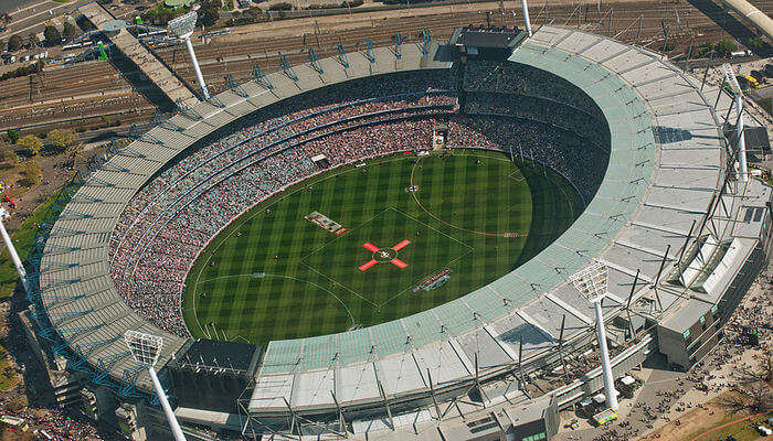 Melbourne Cricket Ground, Melbourne