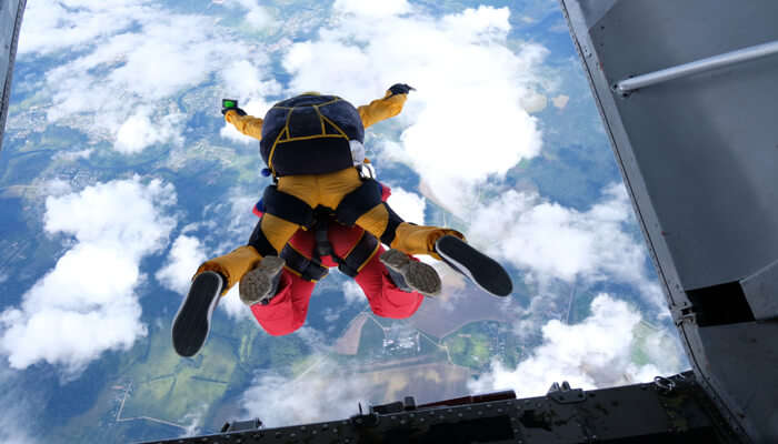 Memorable Cairns Skydiving