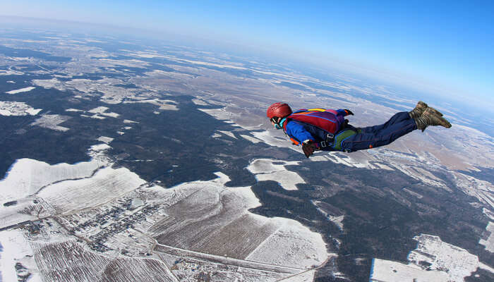 Memorable Capricorn Coast Skydiving