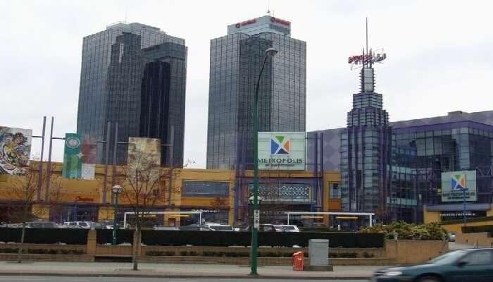 Metropolis At Metrotow