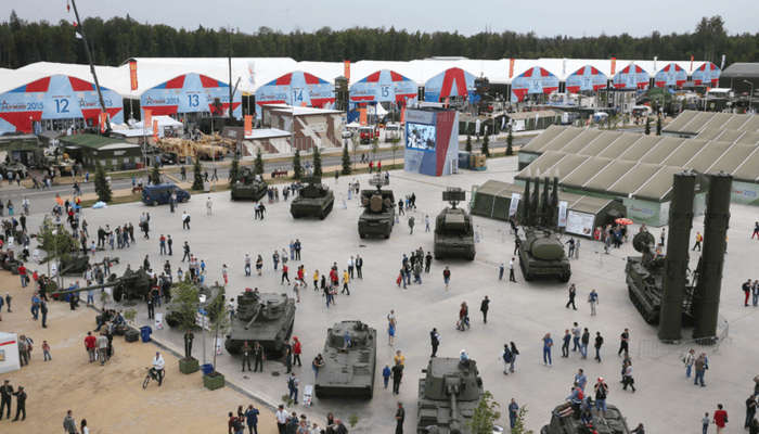 Military Disneyland