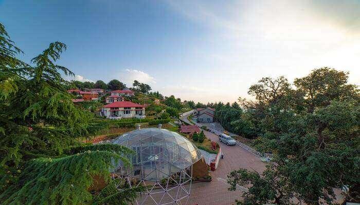 Mint Tarika Resort Near Nahan