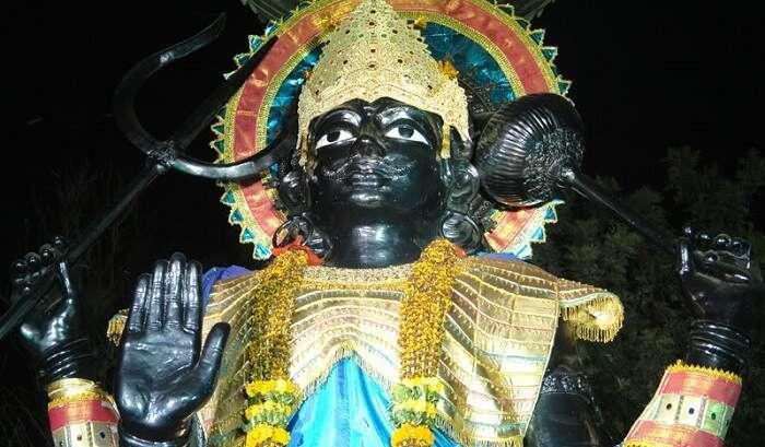one of the Shakti Peethas
