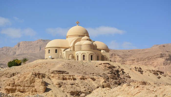 Monastery Of St Paul