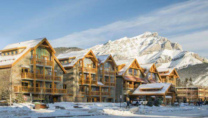 Moose Hotel And Suites View