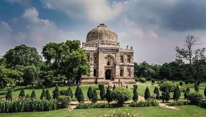 Walks Around Lodhi Garden, Delhi
