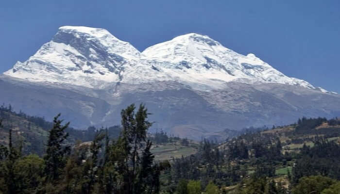 Mount Huascaran View