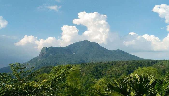 Mount Maculot in Batangas