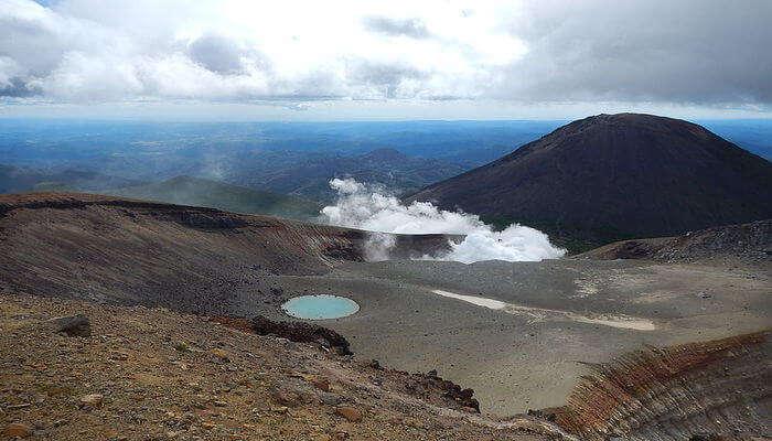 Mount Meakan