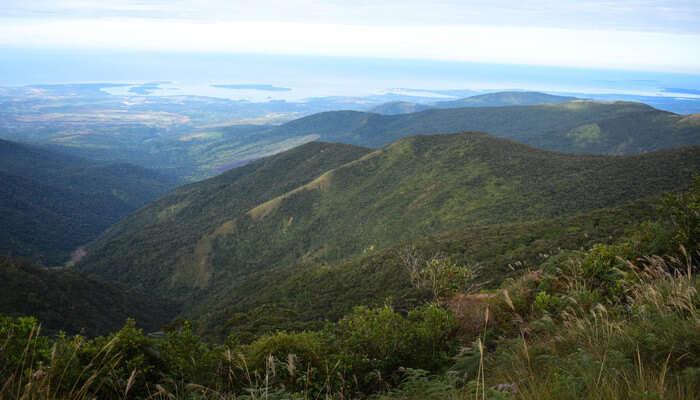 Mount Tapulao, Zambales