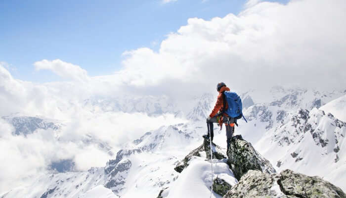 Mountaineering in China