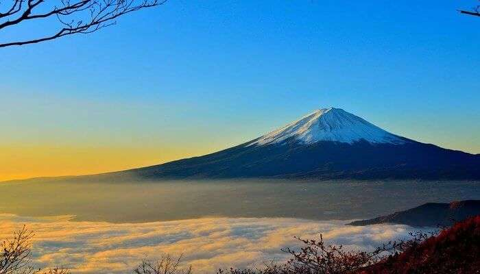 Mt. Fuji – A Breath-taking Marvel