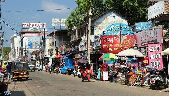 Mullakal Street