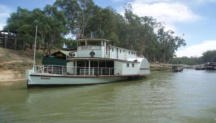 Murray River Paddle steamers Echuca