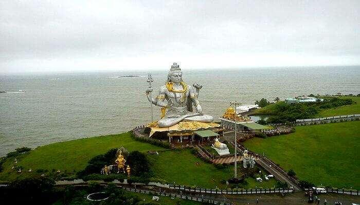 Lord Shiva's Statue