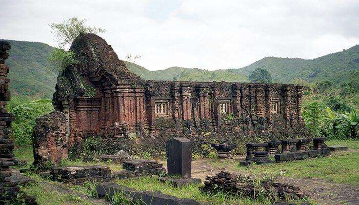 a temple city of hindhu temples
