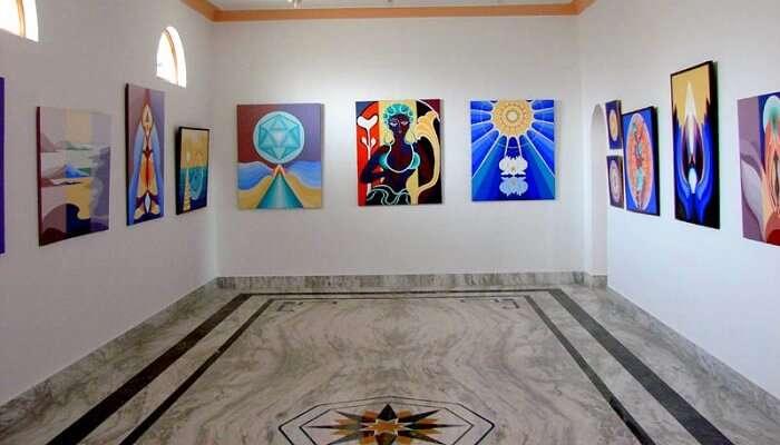 Naam Art Gallery in Dharamshala
