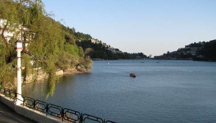 awesome Weather of nainital
