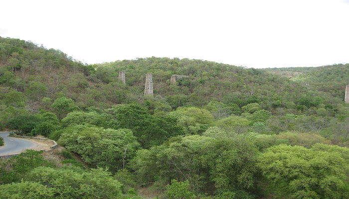 region of the Eastern Ghats