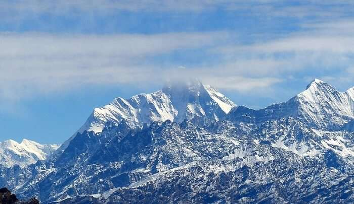 Nanda Devi hill