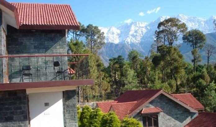 best hotel in palampur