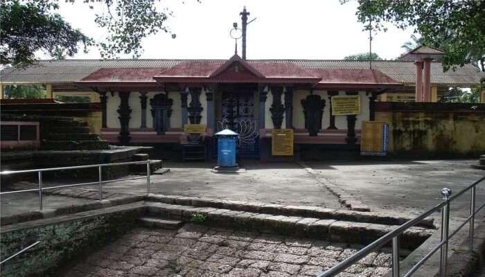 Spiritual Navamukunda Temple