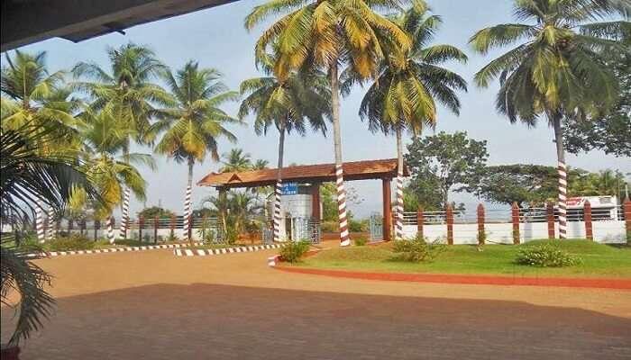 Beautiful Naveen Beach Resort