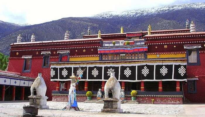 Nechung Monastery