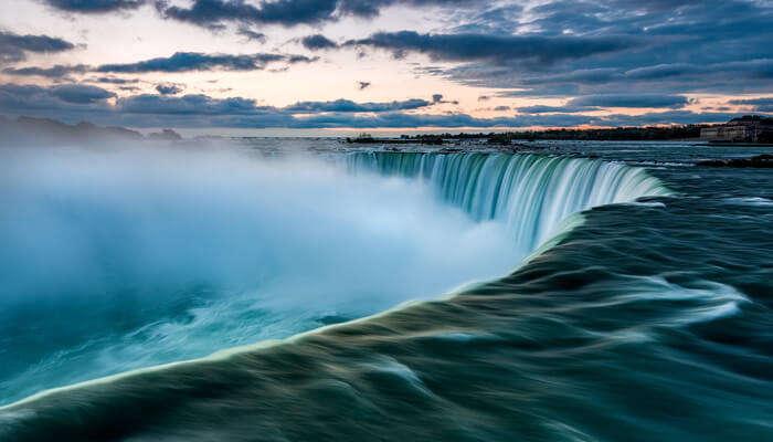 Niagara Falls View