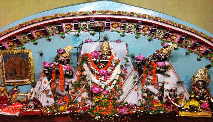 Nityananda And Narasimha Temple
