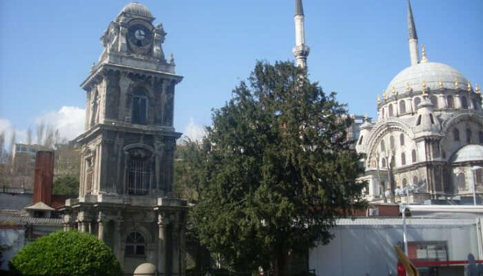 Nusretiye Clock Tower, Turkey