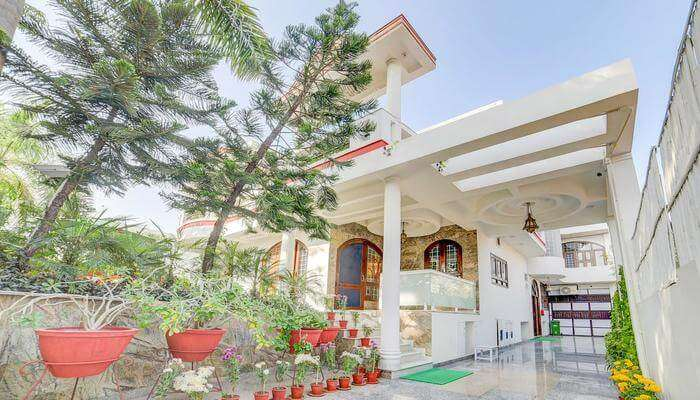 one of the famous homestays in Rajasthan