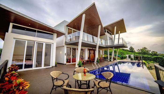 Paani Farm villas