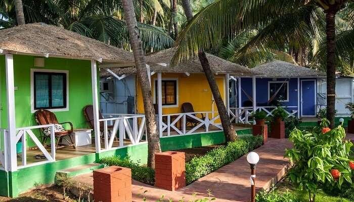 Palolem Beach Resort Gokarna