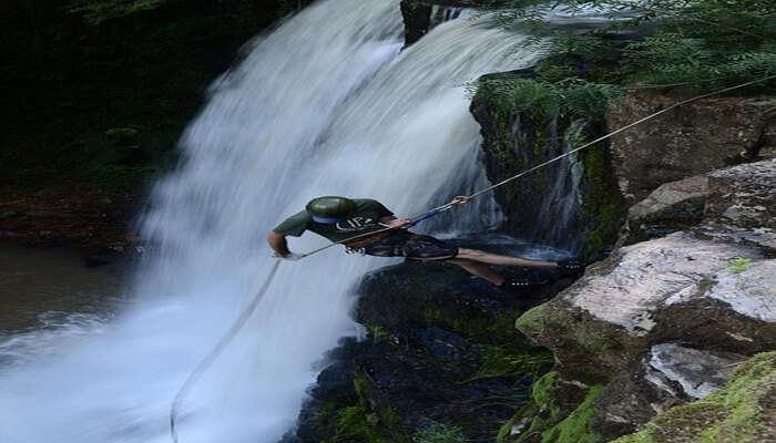 Canyoning in Palolem