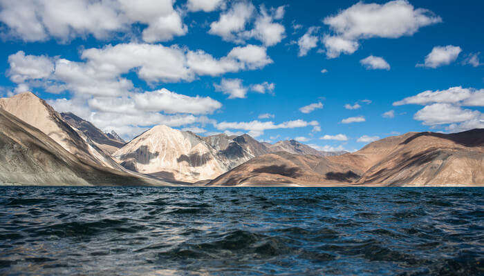 Mesmerizing Pangong Lake, ladakh