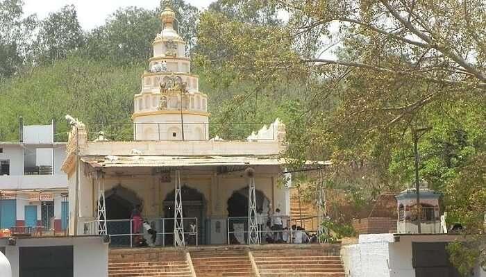 Papnash Shiva Temple