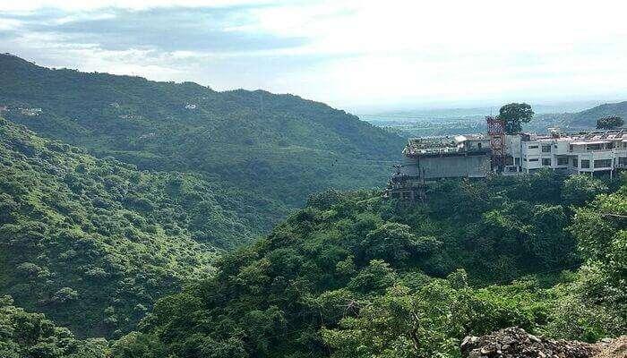 Parwanoo hills