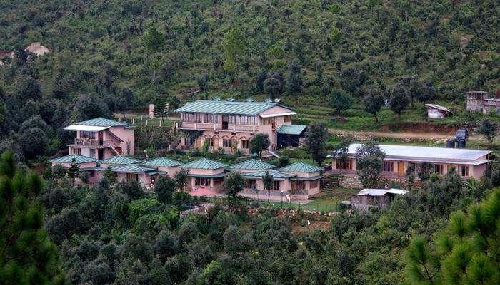 Parwati Resort